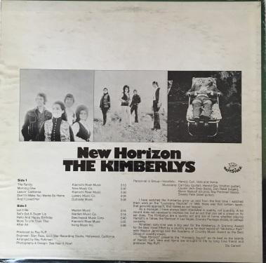 Kimberleys back